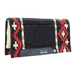 SMx Air Ride Western OrthoSport Anza Fleece Saddle Pad Professional's Choice